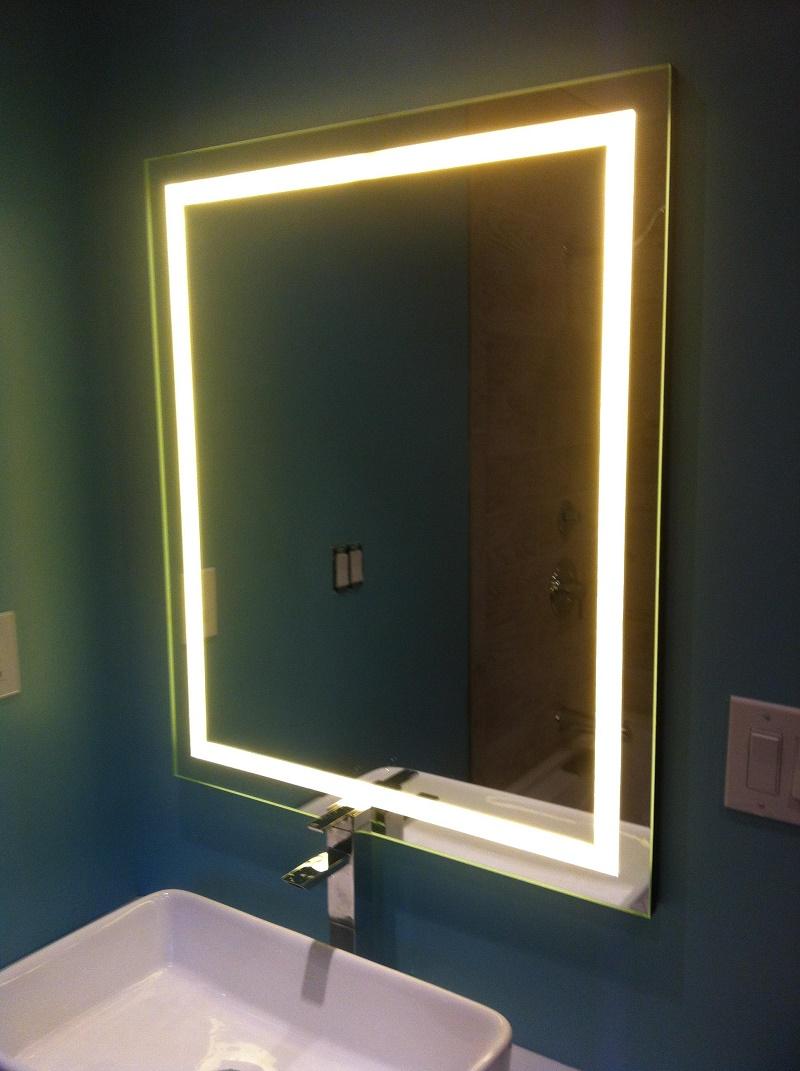 Светодиодная подсветка для зеркала своими руками 20